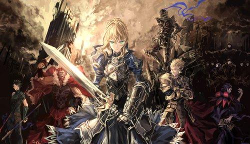 Fate Zero / Судьба Начало