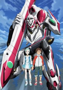 Eureka Seven: Psalms of Planets / Эврика 7: Псалмы Планет (SUB)