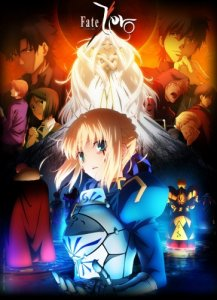 Fate/Zero 2 / Судьба: Начало [ТВ-2] (RUS)
