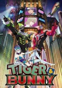 Tiger & Bunny / Тигр и Кролик (SUB)