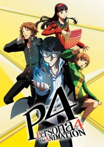 Persona 4 The Animation / Персона 4 (RUS)