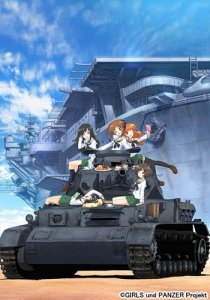 Girls und Panzer / Танкистки (RUS)