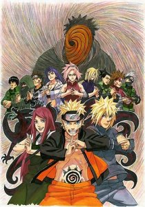 Naruto the Movie Road to Ninja / Наруто (фильм девятый) (SUB)