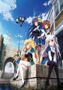 Absolute Duo / Идеальная пара (RUS)