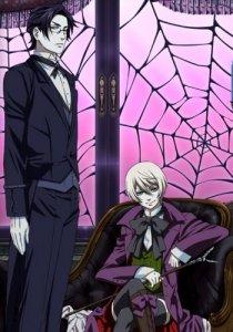 Kuroshitsuji II / Демон-дворецкий [ТВ-2] RUS