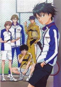 Tennis no Ouji-sama / Принц тенниса [ТВ-1] (RUS)