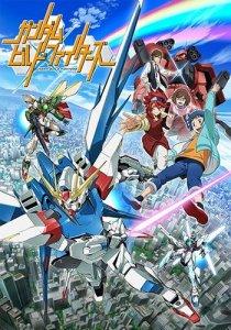 Gundam Build Fighters / Гандам: Сконструированные бойцы (RUS)