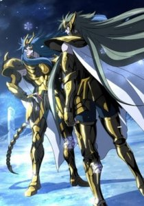 Saint Seiya: The Lost Canvas - Meiou Shinwa Dai-2-Shou / Рыцари Зодиака: Утерянный Холст - Владыка Преисподней 2 (RUS)