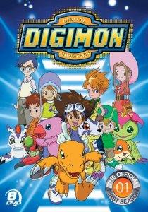 Digimon Adventure / Приключения Дигимонов [ТВ-1] (RUS)