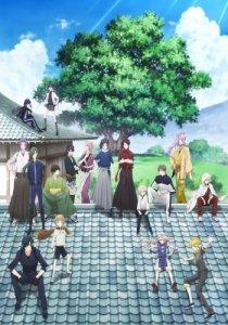 Touken Ranbu: Hanamaru / Танец мечей: Цветочный круг [ТВ-1] (RUS)