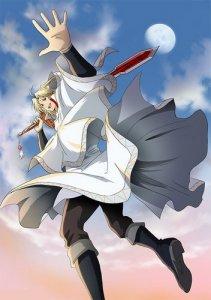 Reikenzan: Eichi e no Shikaku / Гора священного меча: Познание мудрости (RUS)
