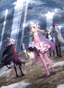 Fate/kaleid liner Prisma Illya 3rei!! / Судьба: Девочка-волшебница Иллия [ТВ-4] (RUS)