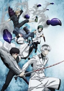 Tokyo Ghoul:Re / Токийский гуль [ТВ-3] (RUS)
