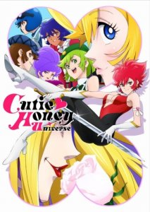 Cutie Honey Universe / Вселенная Милашки Хани (RUS)