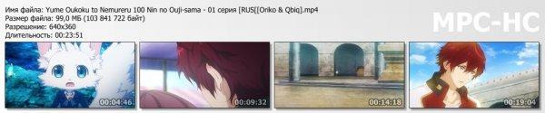 Yume Oukoku to Nemureru 100 Nin no Ouji-sama / Страна снов и сто спящих принцев (RUS)
