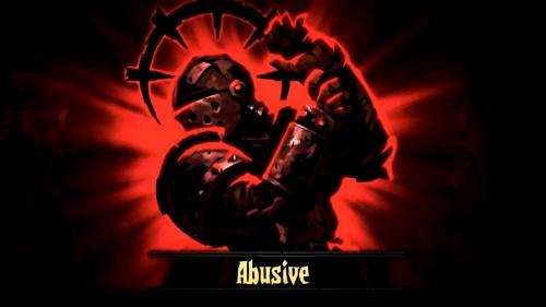 Abusive