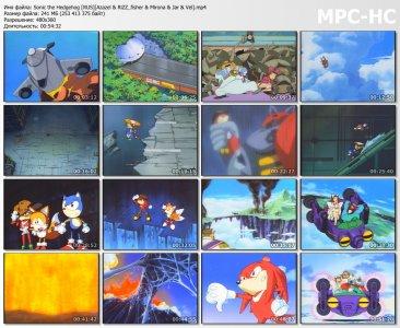 Sonic the Hedgehog / Ёж Соник (RUS)