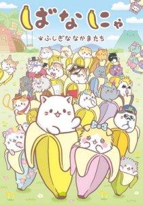Bananya: Fushigi na Nakama-tachi / Бананя [ТВ-2] (RUS)