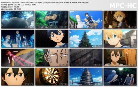 Sword Art Online: Alicization / Мастера меча онлайн: Алисизация (RUS)