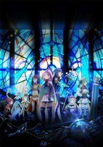 Magia Record: Mahou Shoujo Madoka Magica Gaiden / Хроники магии: Девочка-волшебница Мадока Магика - Гайден (RUS)