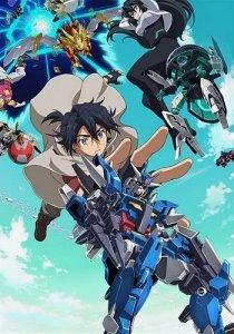 Gundam Build Divers Re:Rise / Гандам Билд дайверы: Подъём [ТВ-1] (RUS)