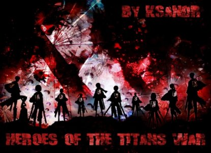 Heroes of the titans war
