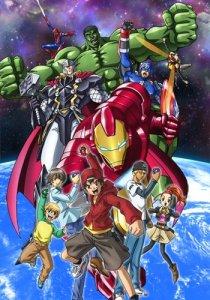 Disk Wars: Avengers / Дисковые войны: Мстители (RUS)